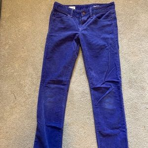 Gap corduroy pants